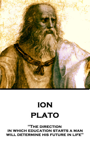 Plato - Ion (Ebook) - Deadtree Publishing - Ebook - Biography
