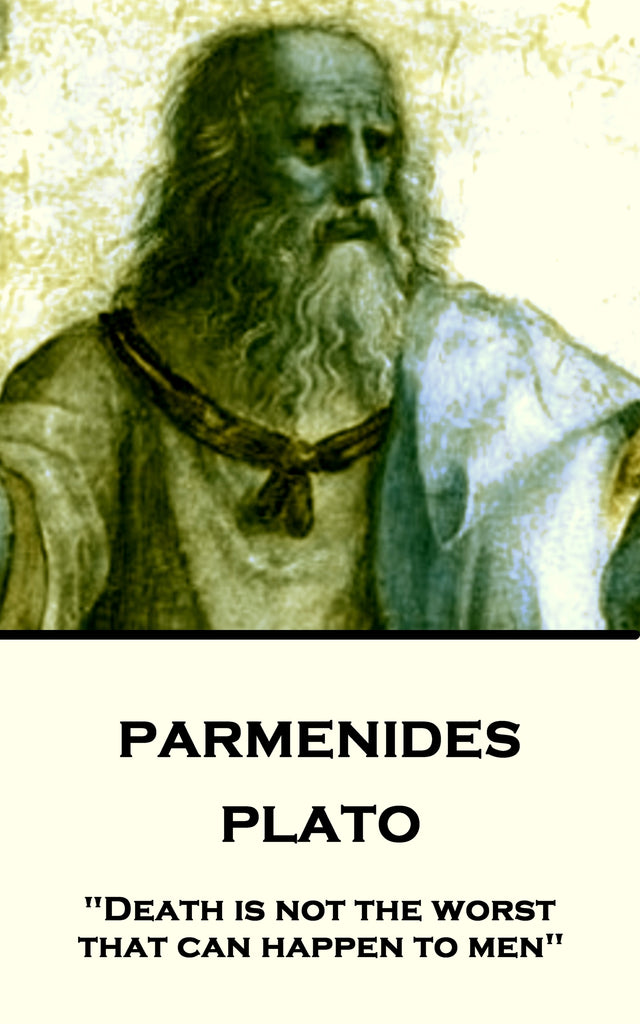 Plato - Parmenides (Ebook) - Deadtree Publishing - Ebook - Biography