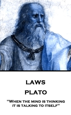 Plato - Laws (Ebook) - Deadtree Publishing - Ebook - Biography