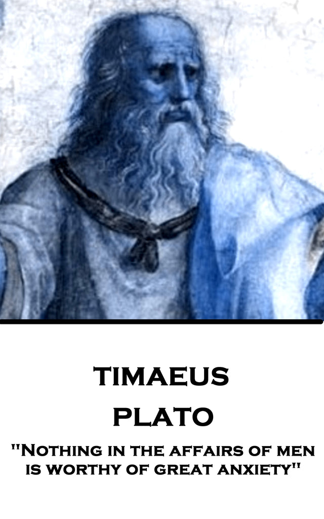 Plato - Timaeus (Ebook) - Deadtree Publishing - Ebook - Biography