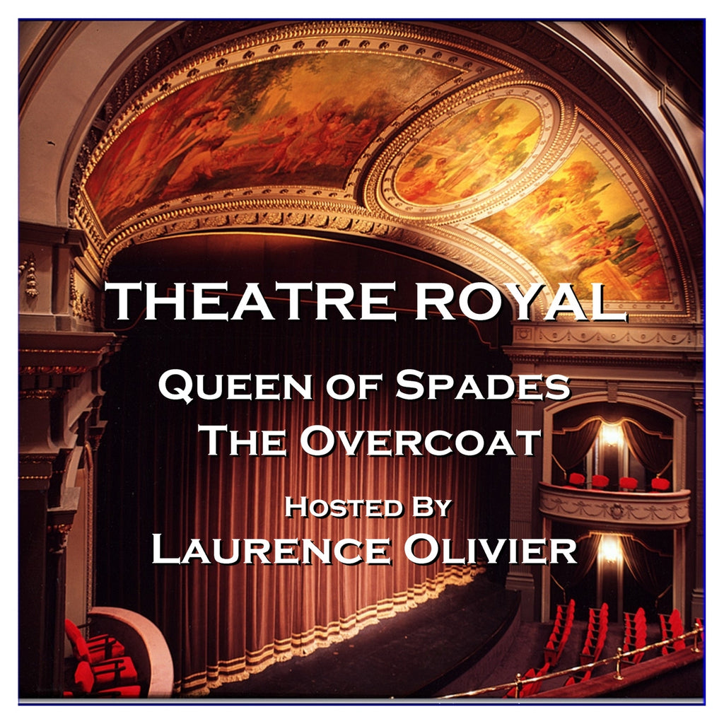 Theatre Royal - Queen of Spades & The Overcoat: Episode 1 (Audiobook) - Deadtree Publishing - Audiobook - Biography