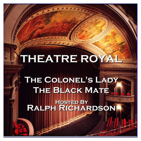 Theatre Royal - The Colonel's Lady & The Black Mate : Episode 14 (Audiobook) - Deadtree Publishing - Audiobook - Biography