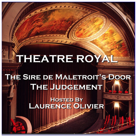 Theatre Royal - The Sire de Maletroit's Door & The Judgement: Episode 3 (Audiobook) - Deadtree Publishing - Audiobook - Biography