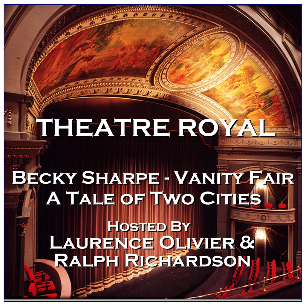 Theatre Royal - Becky Sharpe - Vanity Fair & The Overcoat: Episode 20 (Audiobook) - Deadtree Publishing - Audiobook - Biography