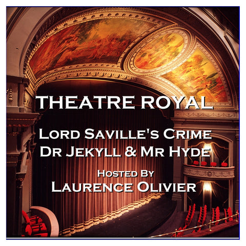 Theatre Royal - Lord Saville's Crime & Dr Jekyll and Mr Hyde : Episode 8 (Audiobook) - Deadtree Publishing - Audiobook - Biography