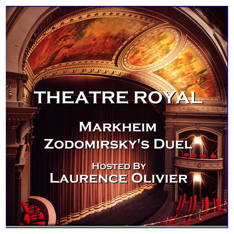 Theatre Royal - Markheim & Zodomirsky's Duel : Episode 5 (Audiobook) - Deadtree Publishing - Audiobook - Biography