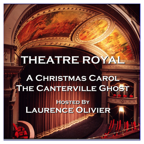 Theatre Royal - A Christmas Carol & The Canterville Ghost : Episode 6 (Audiobook) - Deadtree Publishing - Audiobook - Biography
