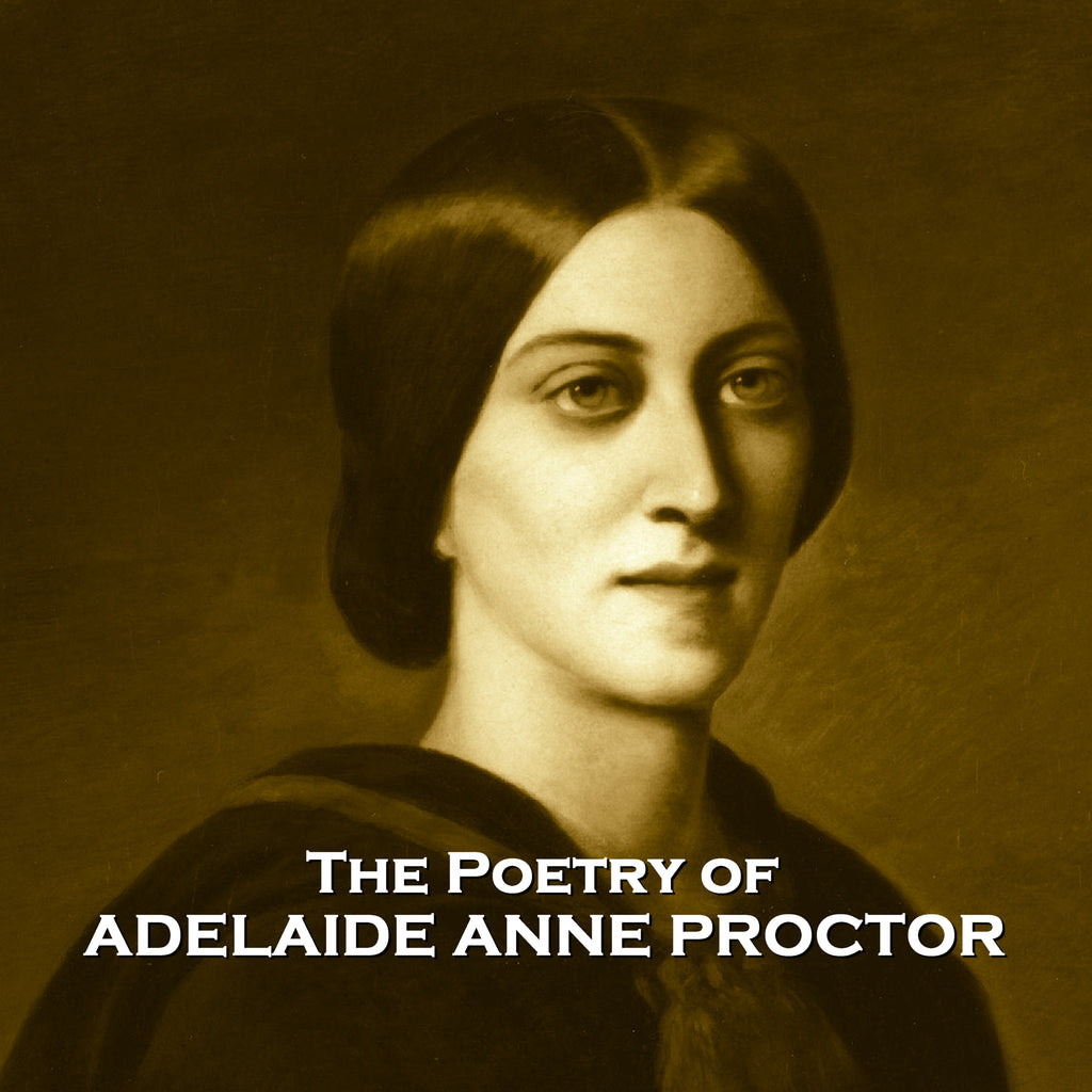 Adelaide Anne Proctor, The Poetry Of  (Audiobook) - Deadtree Publishing - Audiobook - Biography