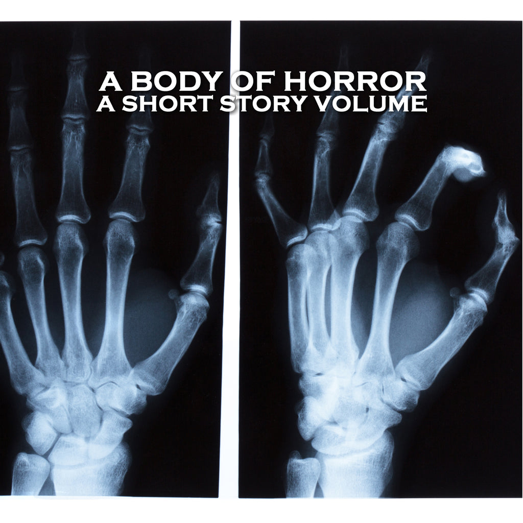 A Body of Horror - A Short Story Volume (Audiobook) - Deadtree Publishing - Audiobook - Biography