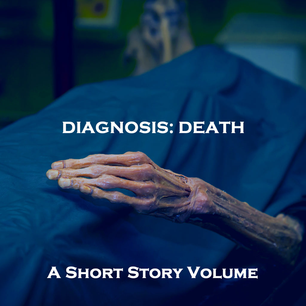 A Diagnosis of Death - A Short Story Volume (Audiobook) - Deadtree Publishing - Audiobook - Biography