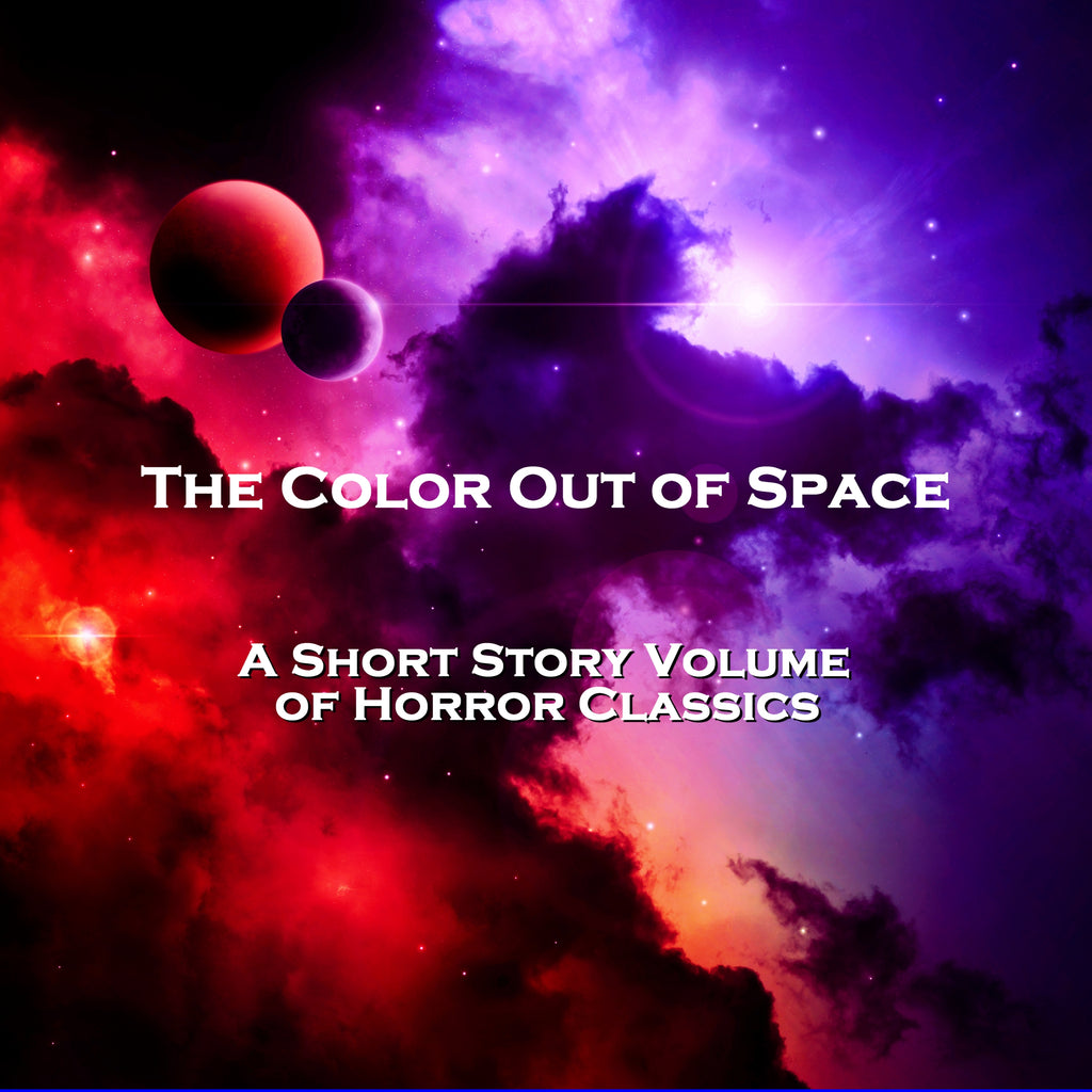 The Color Out of Space - A Short Story Volume (Audiobook) - Deadtree Publishing - Audiobook - Biography