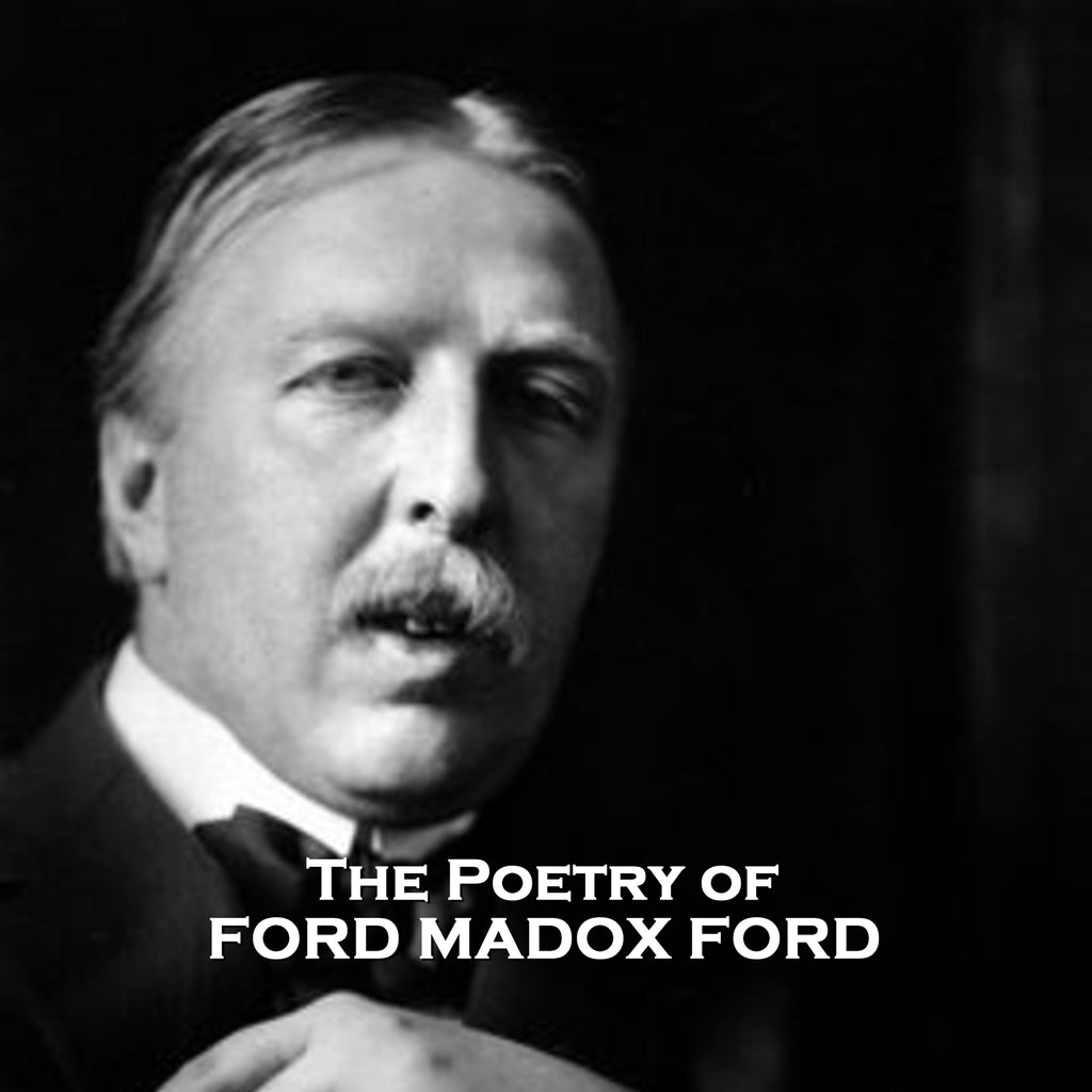 Ford Madox Ford, The Poetry Of (Audiobook) - Deadtree Publishing - Audiobook - Biography