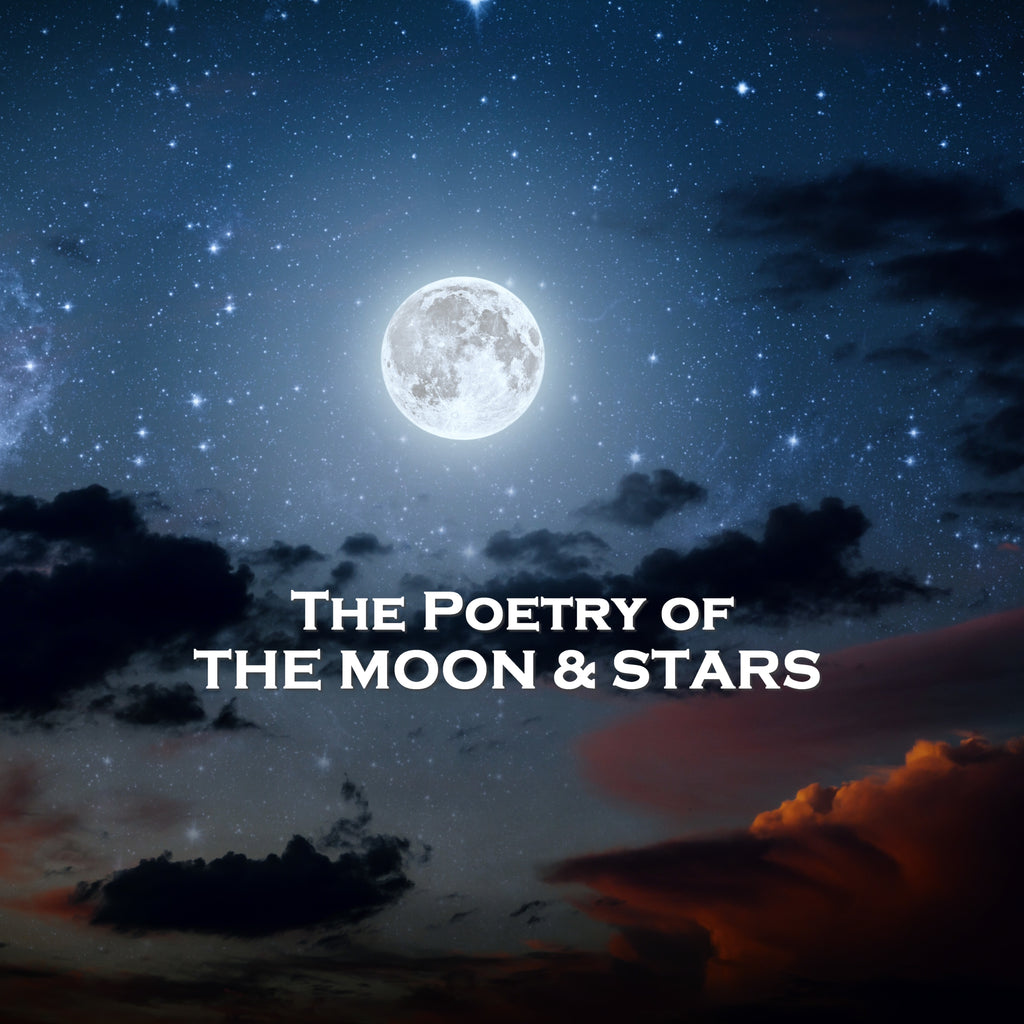 The Poetry of the Moon & Stars (Audiobook) - Deadtree Publishing - Audiobook - Biography