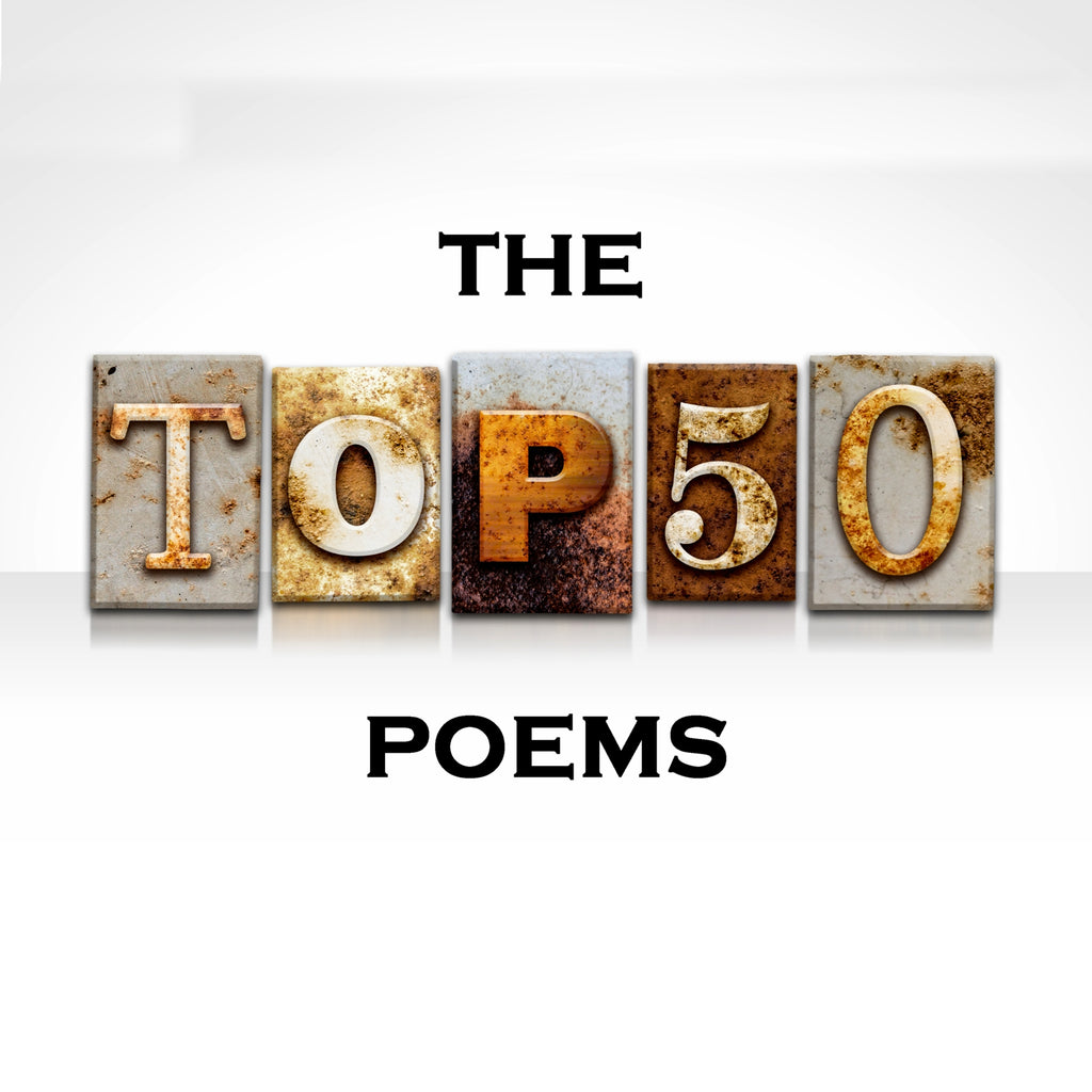 The Top 50 Poems (Audiobook) - Deadtree Publishing - Audiobook - Biography