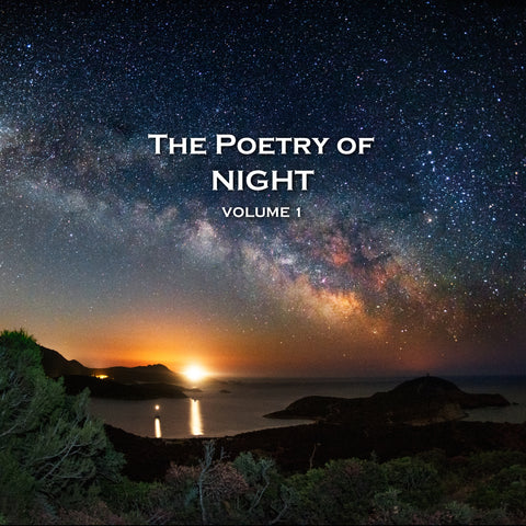 The Poetry of Night - Volume 1 (Audiobook) - Deadtree Publishing - Audiobook - Biography
