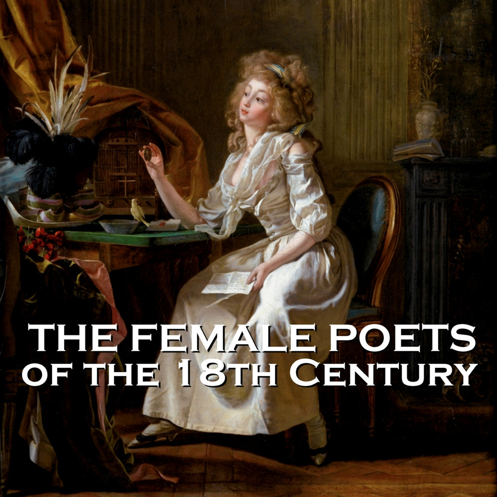 The Female Poets of the Eighteenth Century - Volume 1 (Audiobook) - Deadtree Publishing - Audiobook - Biography