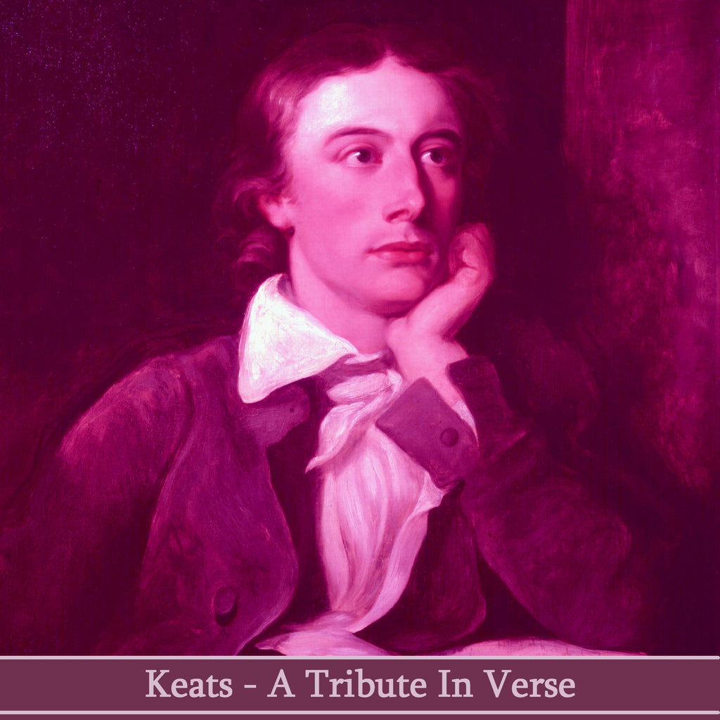 John Keats - A Tribute in Verse (Audiobook) - Deadtree Publishing - Audiobook - Biography