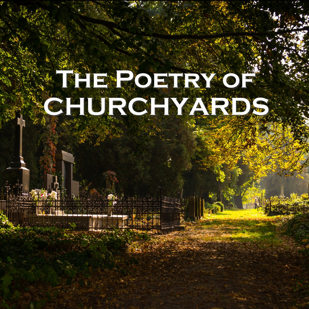 The Poetry of Churchyards (Audiobook) - Deadtree Publishing - Audiobook - Biography