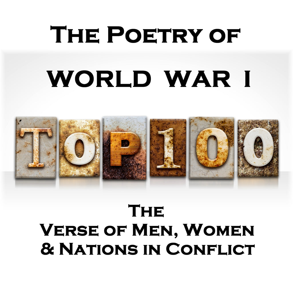 The Poetry of World War I - The Top 100 (Audiobook) - Deadtree Publishing - Audiobook - Biography