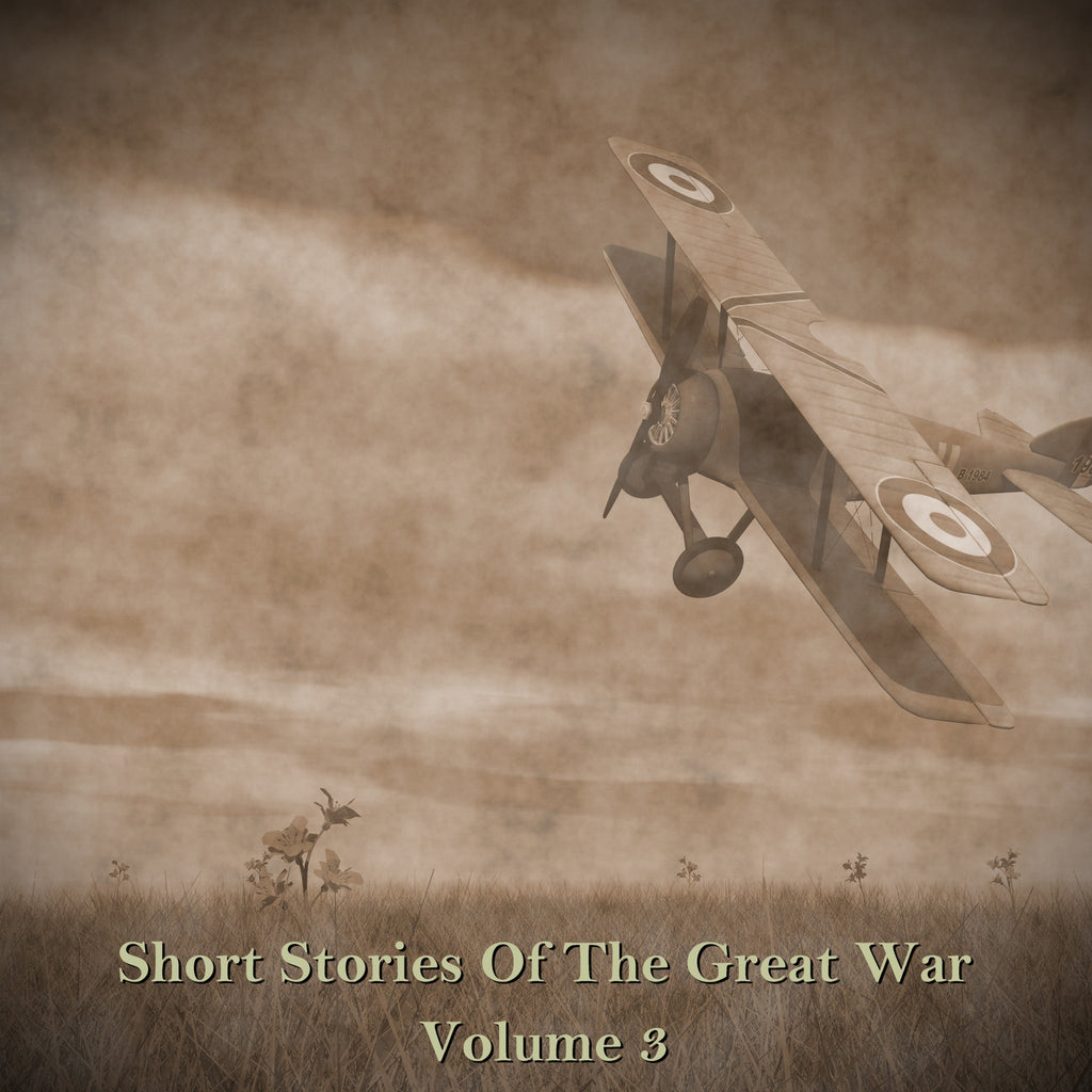 Short Stories of the Great War - Volume III (Audiobook) - Deadtree Publishing - Audiobook - Biography