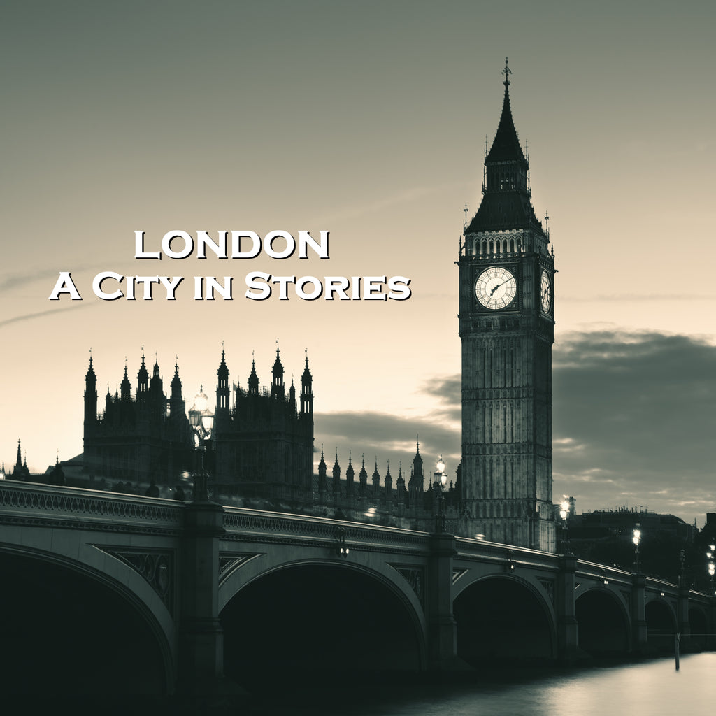 London - A City in Stories (Audiobook) - Deadtree Publishing - Audiobook - Biography