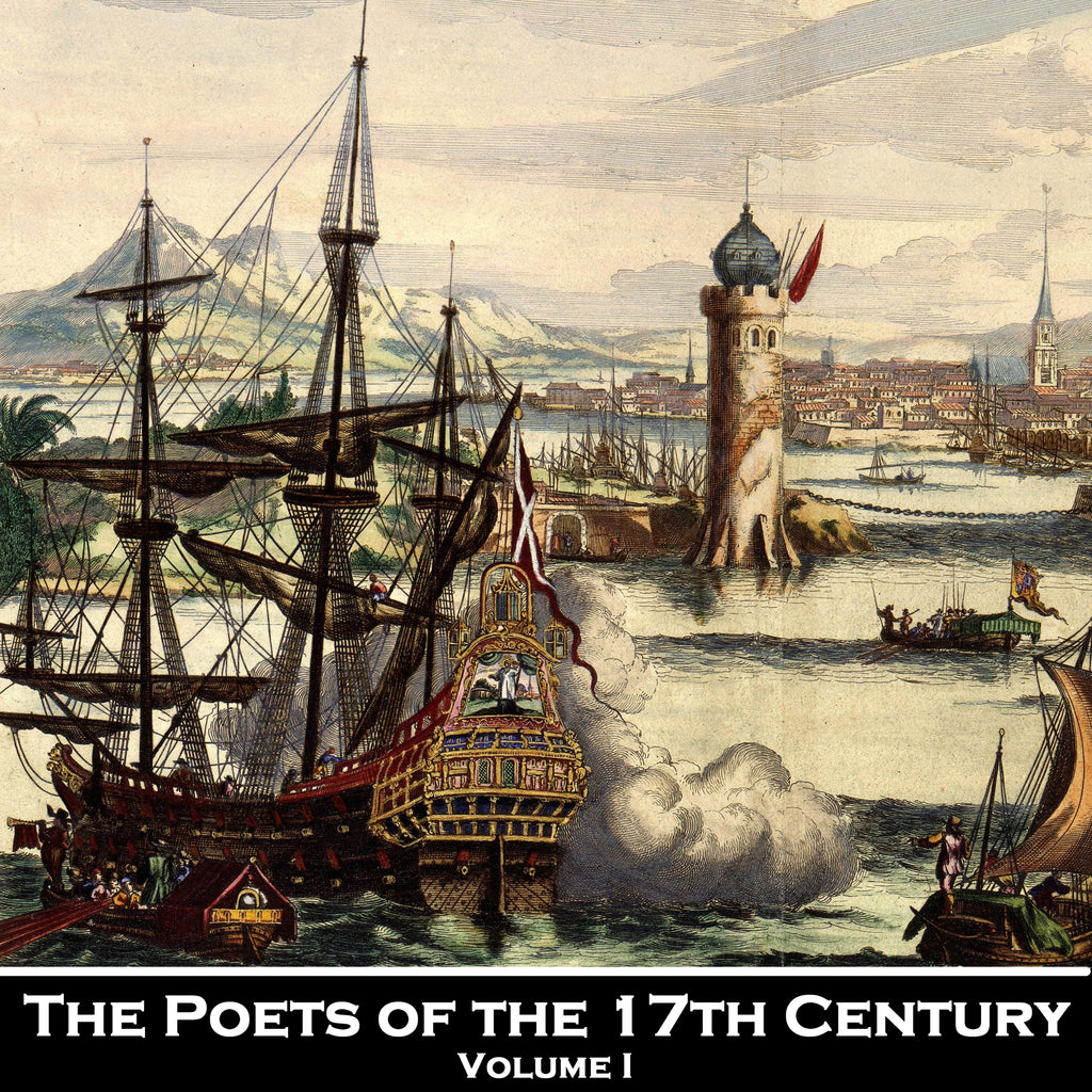 The Poetry of the 17th Century - Volume 1 (Audiobook) - Deadtree Publishing - Audiobook - Biography