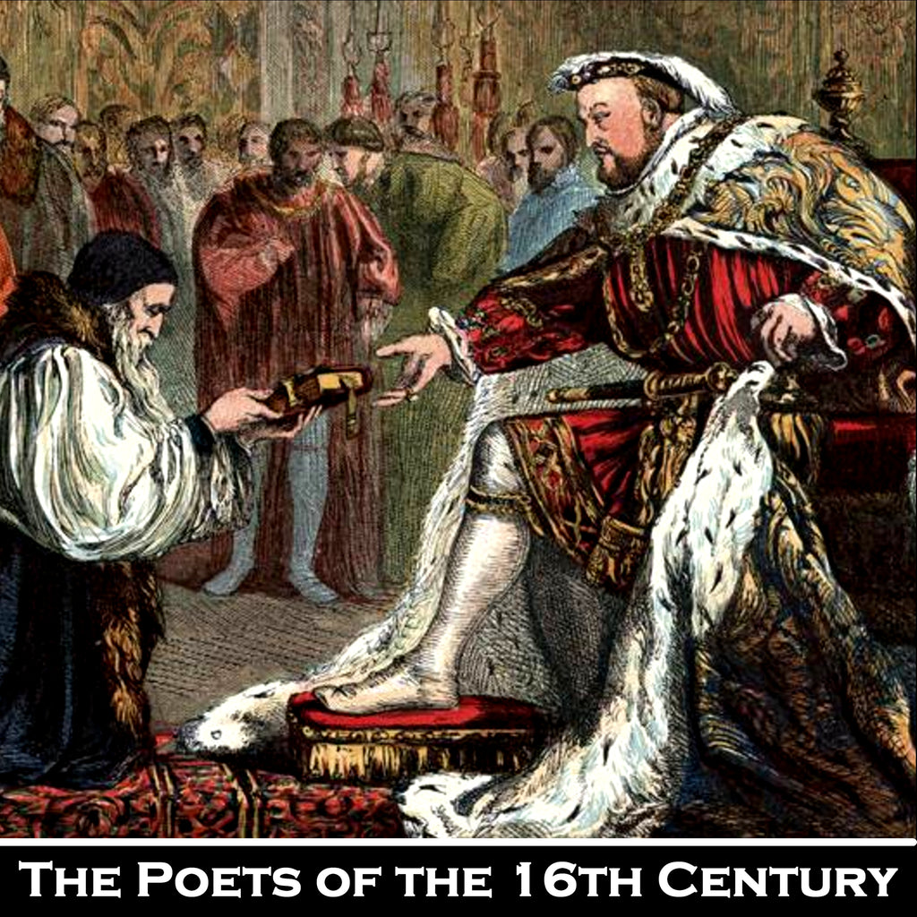 The Poetry of the 16th Century (Audiobook) - Deadtree Publishing - Audiobook - Biography