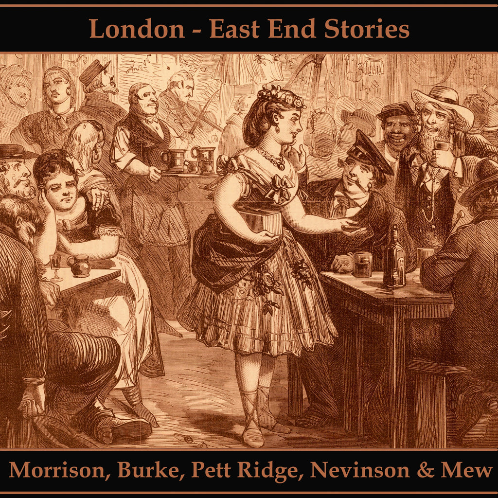 London - The East End Stories (Audiobook) - Deadtree Publishing - Audiobook - Biography
