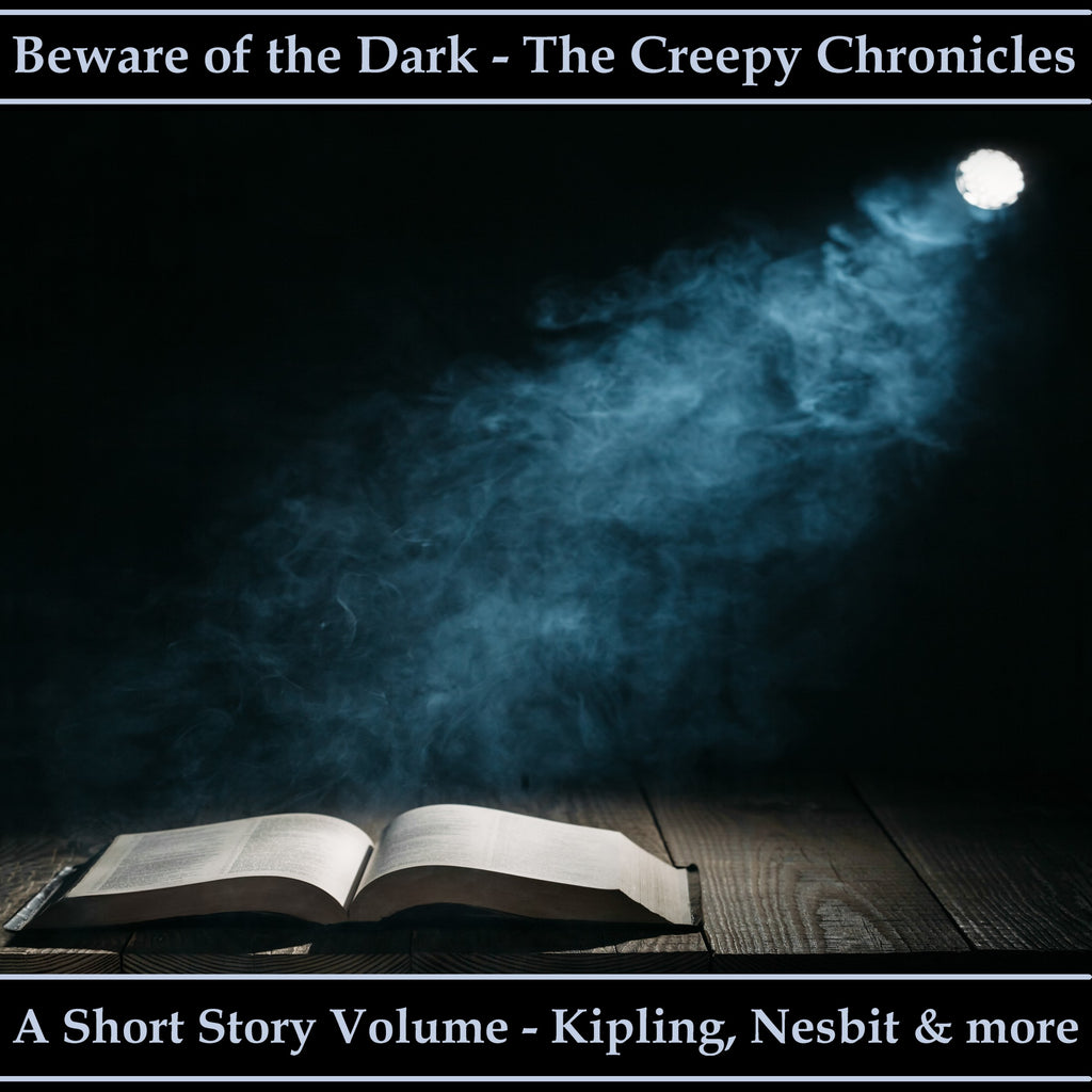 Beware of the Dark - The Creepy Chronicles (Audiobook) - Deadtree Publishing - Audiobook - Biography