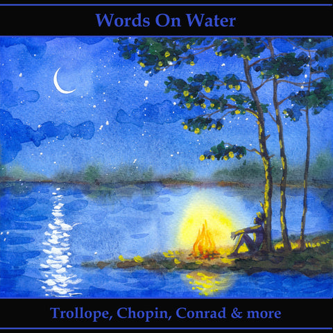 Words On Water - A Short Story Collection (Audiobook) - Deadtree Publishing - Audiobook - Biography