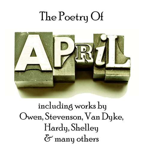 The Poetry of April (Audiobook) - Deadtree Publishing - Audiobook - Biography