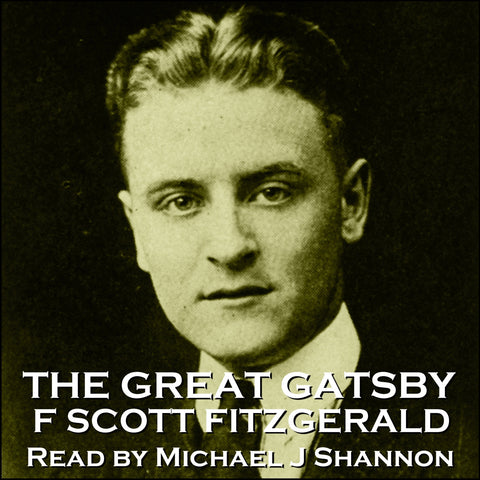 F. Scott Fitzgerald - The Great Gatsby (Audiobook) - Deadtree Publishing - Audiobook - Biography