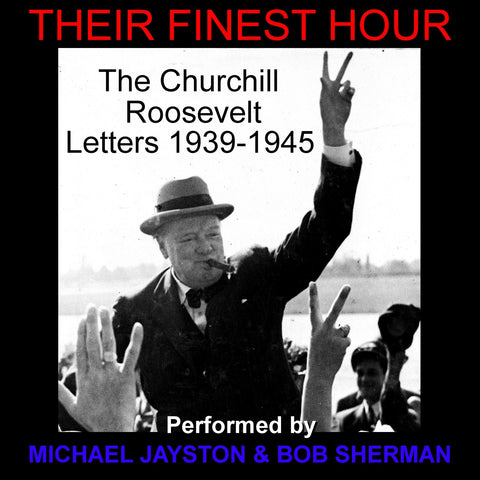 Their Finest Hour (Dramatised) (Audiobook) - Deadtree Publishing