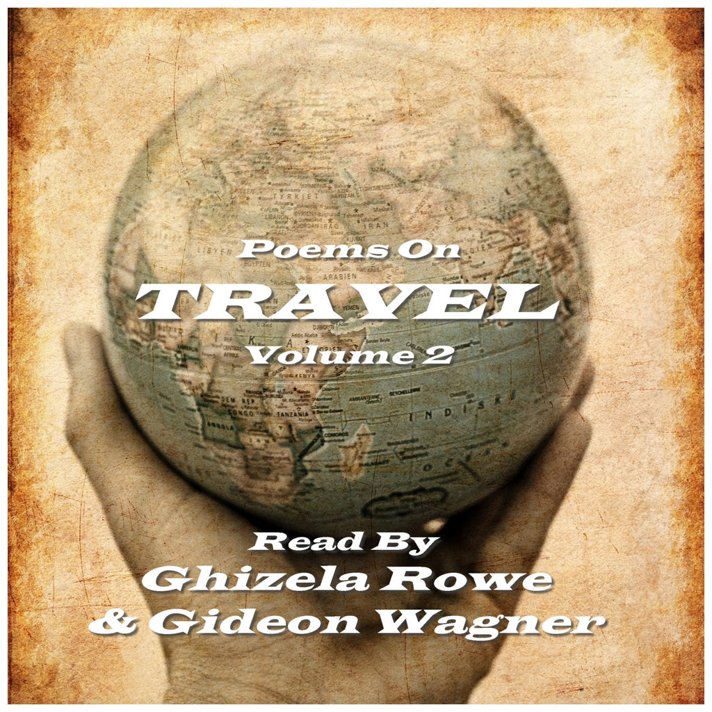 Poems On Travel - Volume 2 (Audiobook) - Deadtree Publishing