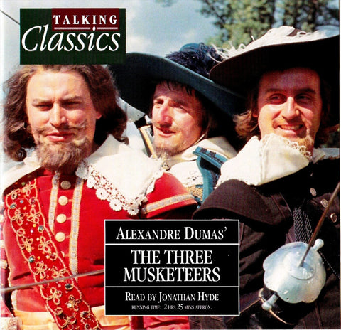 Alexandre Dumas -  The Three Musketeers (Audiobook) - Deadtree Publishing - Audiobook - Biography