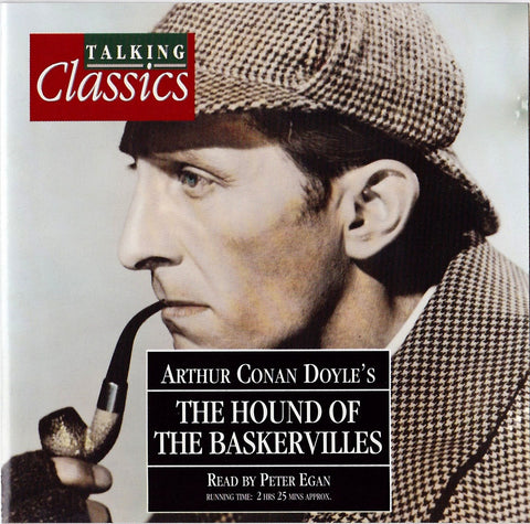 Arthur Conan Doyle - The Hound Of The Baskervilles (Audiobook) - Deadtree Publishing - Audiobook - Biography