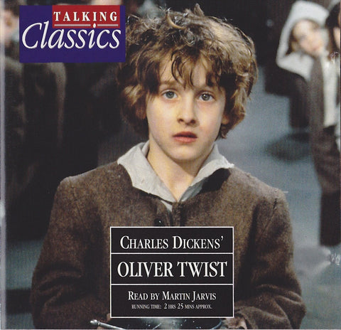 Charles Dickens - Oliver Twist (Audiobook) - Deadtree Publishing