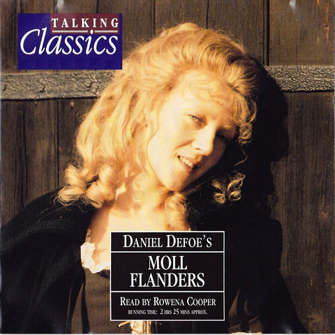 Daniel Defoe - Moll Flanders (Audiobook) - Deadtree Publishing - Audiobook - Biography