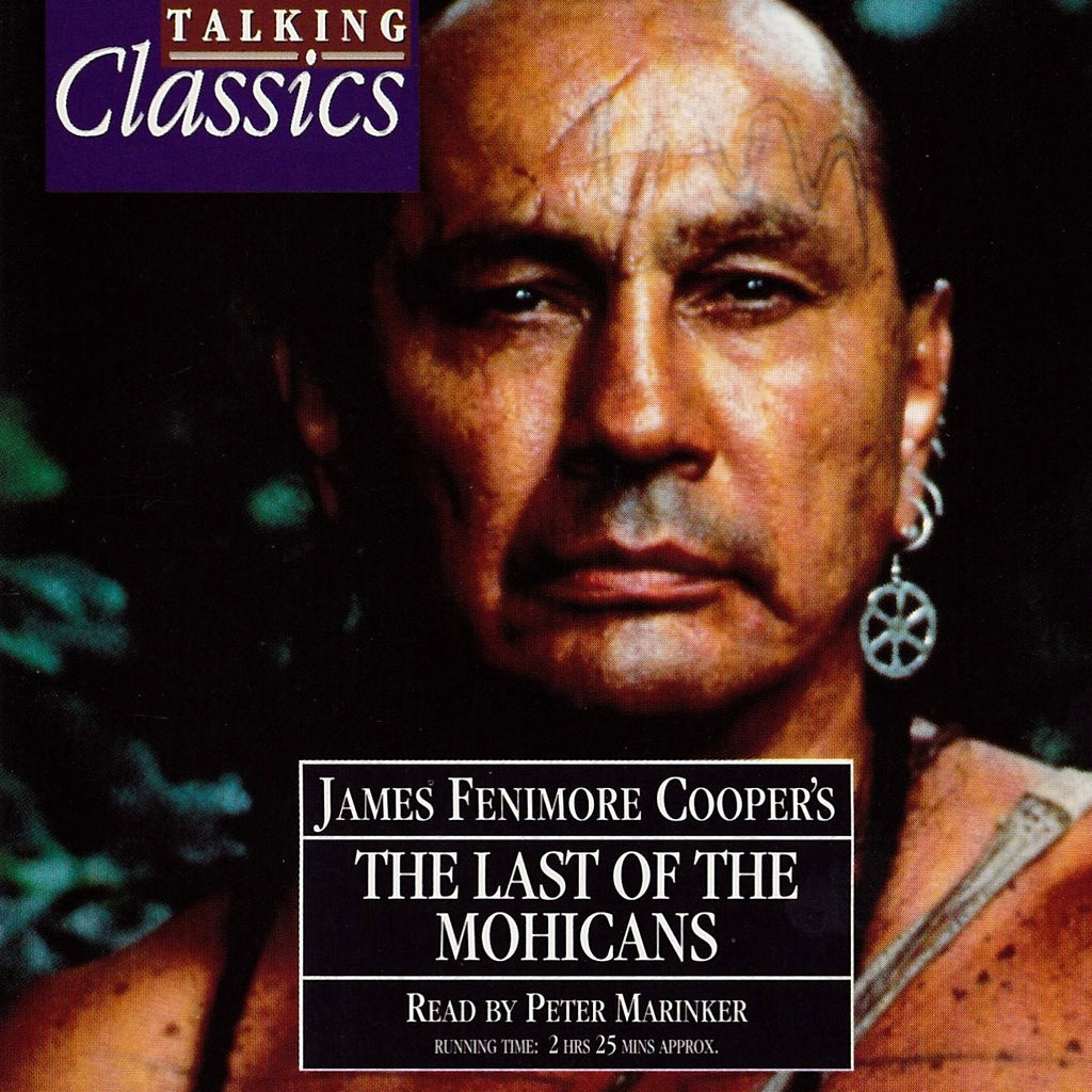 James Fenimoore Cooper -  The Last Of The Mohicans (Audiobook) - Deadtree Publishing - Audiobook - Biography