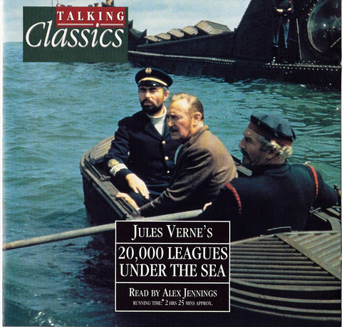 Jules Verne -  20,000 Leagues Under The Sea (Audiobook) - Deadtree Publishing