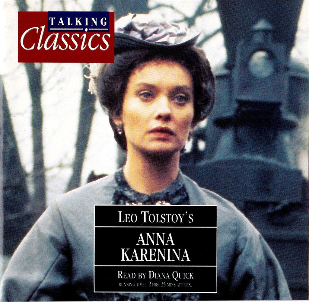 Leo Tolstoy - Anna Karenina (Audiobook) - Deadtree Publishing - Audiobook - Biography