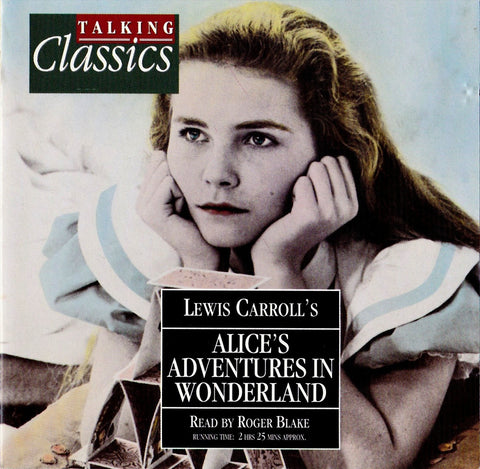 Lewis Carroll - Alice's Adventures In Wonderland (Audiobook) - Deadtree Publishing - Audiobook - Biography