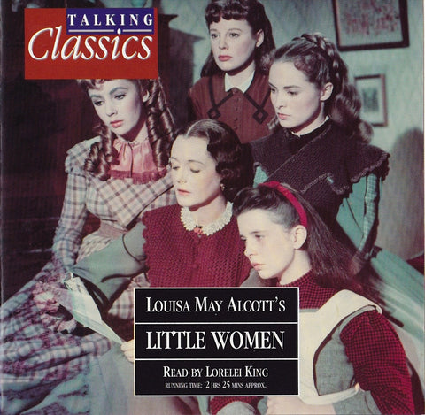 Louisa May Alcott - Little Women (Audiobook) - Deadtree Publishing - Audiobook - Biography