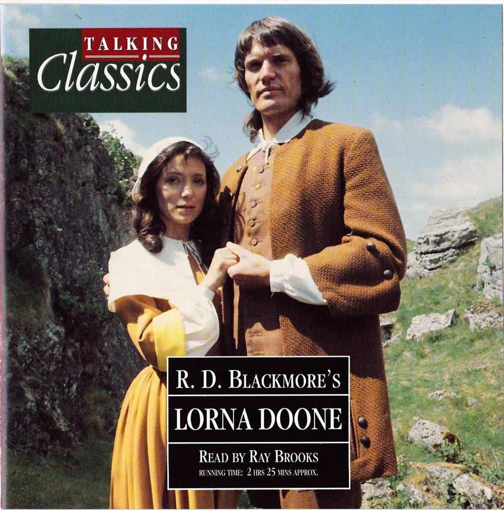 R.D. Blackmore - Lorna Doone (Audiobook) - Deadtree Publishing