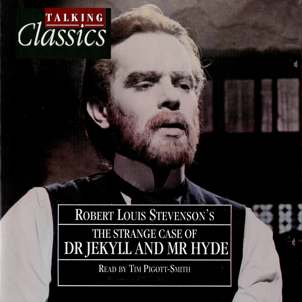 Robert Louis Stevenson - The Strange Case Of Dr Jeckyll & Mr Hyde (Audiobook) - Deadtree Publishing - Audiobook - Biography