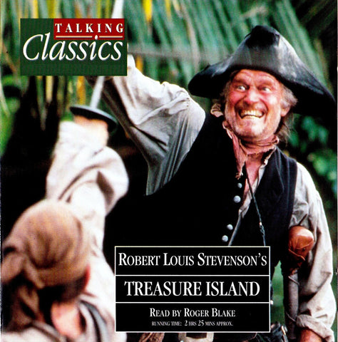 Robert Louis Stevenson - Treasure Island (Audiobook) - Deadtree Publishing - Audiobook - Biography