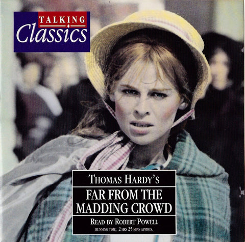 Thomas Hardy - Far From The Madding Crowd (Audiobook) - Deadtree Publishing