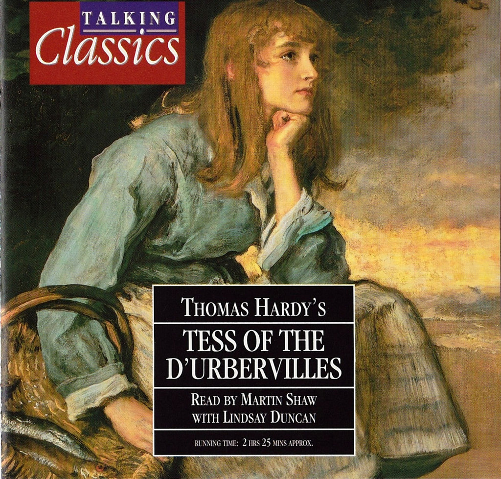 Thomas Hardy - Tess Of The D'Urbervilles (Audiobook) - Deadtree Publishing - Audiobook - Biography
