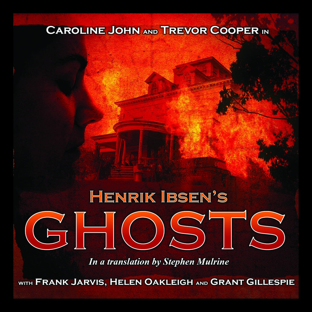 Henrik Ibsen - Ghosts (Audiobook) - Deadtree Publishing - Audiobook - Biography