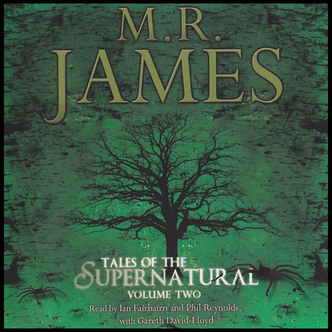 MR James: Tales Of The Supernatural - Volume 2 (Audiobook) - Deadtree Publishing